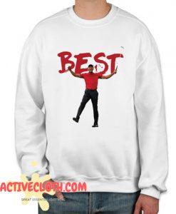 tiger woods Funny Fashionable Sweatshirt