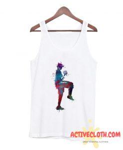 Baseball player #baseball #sport Fashionable Tanktop