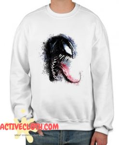 Venom movie Sweatshirt