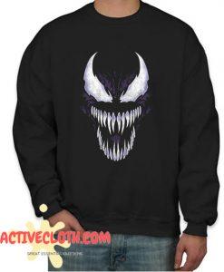 Venom white Sweatshirt