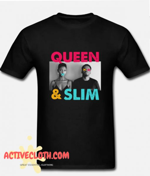 Queen And Slim T-Shirts