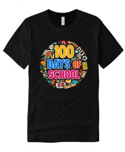 100 Days Of School Last Day Of School T Shirt
