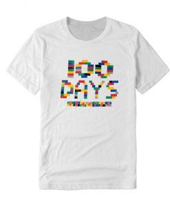 100 Days of School LEGO T Shirt